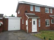 2 bedroom semi detached house in Mercia Drive, Perton