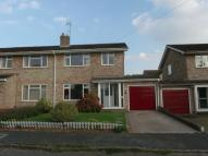 3 bed semi detached house in Glyme Way...