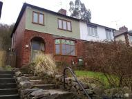 semi detached property to rent in Derby Road, Ambergate
