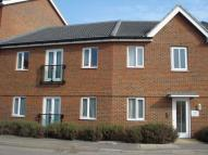 Flat to rent in nettle way, minster