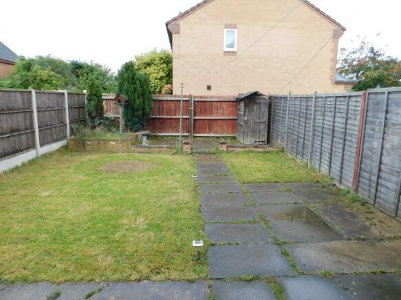 Low maint. garden