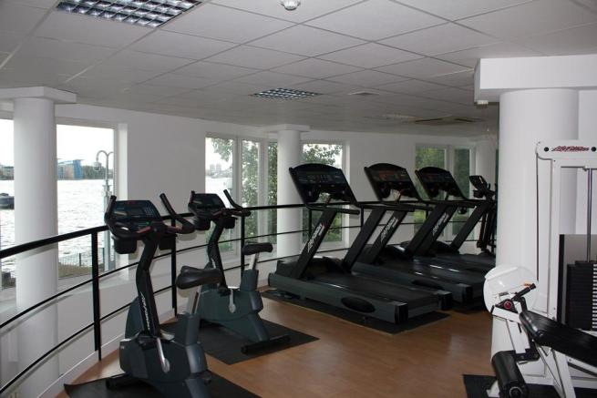 Gym/Health Suite