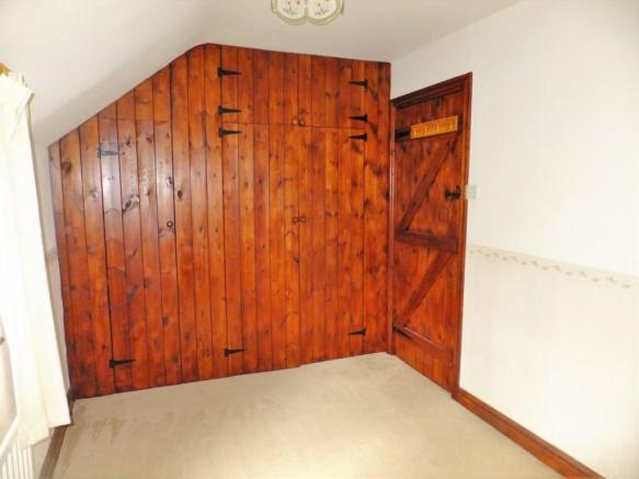 Bedroom (#2) Storage