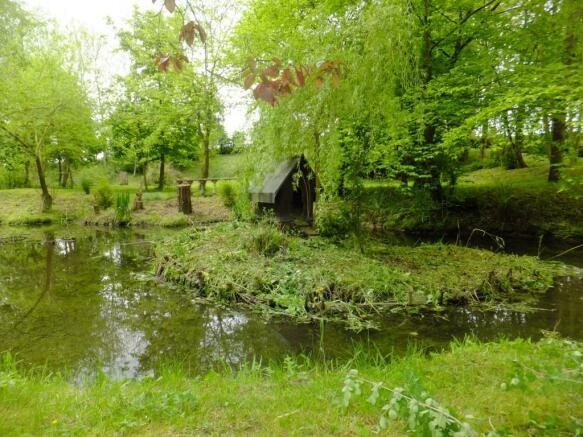 Pond & Island