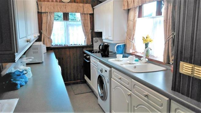 Homely kitchen