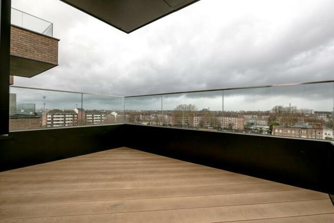 Private Balcony B