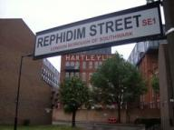 3 bed Flat to rent in Rephidim Street