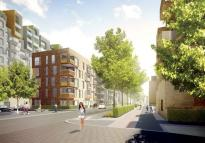 2 bedroom Apartment to rent in Des Barres Court ...