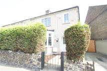 semi detached property in Milton Road, Swanscombe...