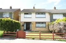 semi detached property for sale in Butcher Walk, Swanscombe...