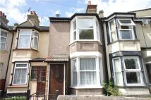 2 bed Terraced home for sale in Milton Road, Swanscombe...