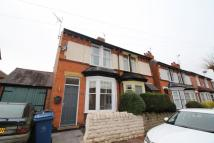 2 bed home in Stanley Road...