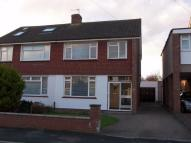3 bed semi detached house in Samuel White Road...