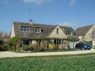 4 bed Detached house for sale in Marston Meysey...