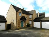 4 bedroom Detached house in Bassett Road, Northleach...