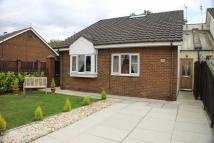 Bungalow in Nine Acre Drive, Salford