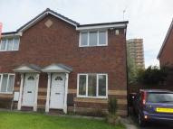 semi detached house in Angora Drive, Salford