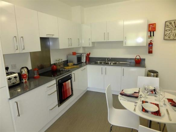 1 bedroom house share to rent in Riverside House, 100 Blackfriars ...