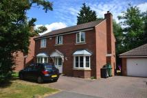 Detached property in Carisbrooke Road...