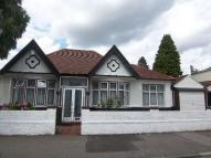 Bungalow to rent in Loxham  Road, Chingford,
