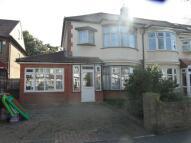 4 bedroom semi detached house to rent in Rolls Park Road...