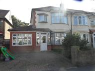 semi detached home in Rolls Park Road...