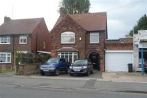 Mansfield Road Detached house to rent
