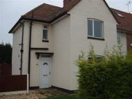 3 bed semi detached home in Peel Crescent, Mansfield