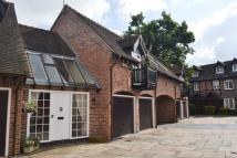 Town House to rent in The Courtyard, Bridge End