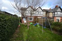 semi detached house in High Street, Puddletown...