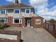 3 bedroom semi detached property in Beaumont Avenue, Weymouth