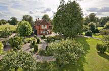 Detached house for sale in Mongewell...