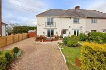 semi detached property for sale in Black Dog, NR CREDITON