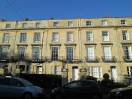 1 bed Flat to rent in Apsley Road, Clifton...