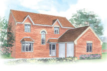 4 bed new home in The Hayfields, Spalding...