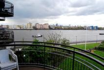 1 bed Flat in New Atlas Wharf...