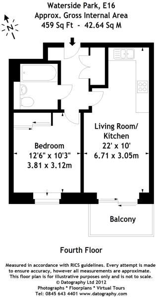 Floor Plan Waterside
