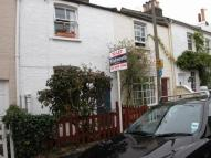 Terraced property in Queens Road, East Sheen...
