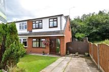 semi detached house in Littleton Grove...