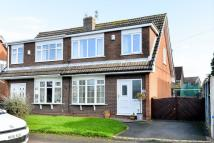 semi detached property in Douglas Road, Standish...