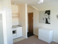 Studio apartment in Uttoxeter New Road...