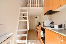 Studio apartment in Penywern Road, London...
