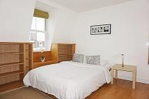 Studio apartment in Belgrave Road, London...