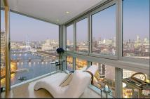 new Apartment in St. George Wharf, London...