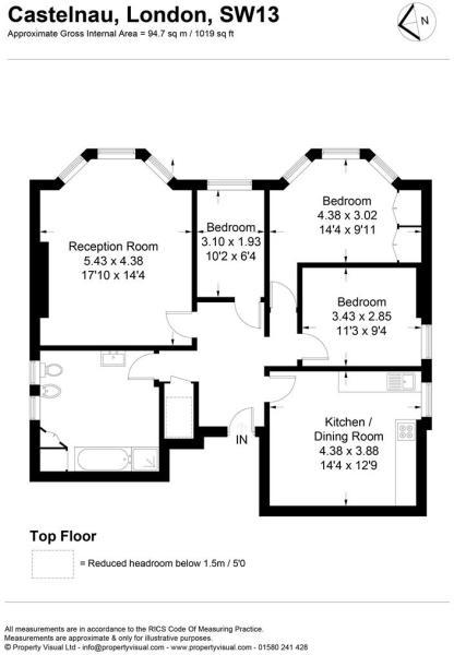 Floorplan - FFF 65 C
