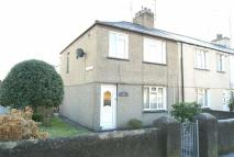 3 bed End of Terrace property in Abererch Road, Pwllheli...