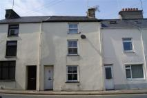 3 bed Terraced house in High Street, Pwllheli...