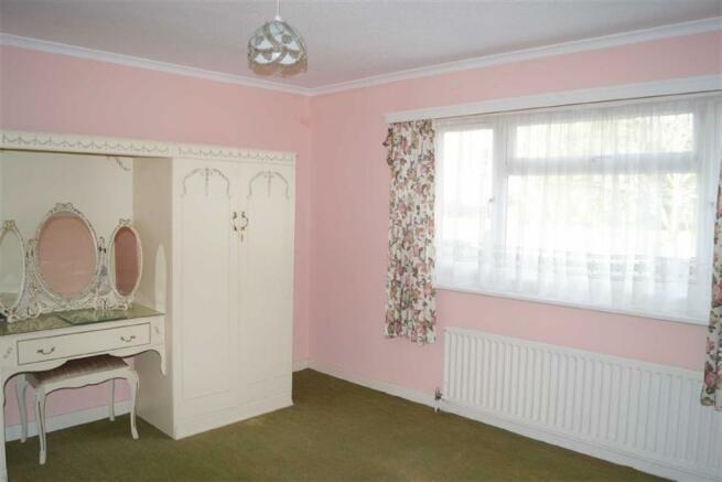 Bedroom One (west fr