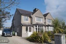 semi detached property in Lon Hawen, Abersoch...