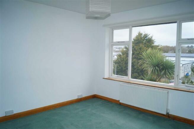 Rear bedroom (one)